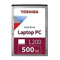 """Toshiba 500GB 2.5"""" 5400rpm 8MB L200 HDWK105UZSVA"""