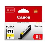 Canon CLI-571XL Yellow Mürekkep Kartuþ