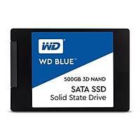 WD 500GB Blue 560/530MB 3D Nand WDS500G2B0A