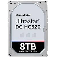"WD 8TB Ultrastar 3.5"" 7200Rpm 256M Enterpr 0B36404"