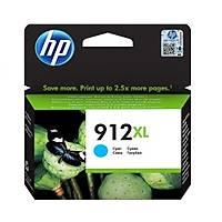 HP 3YL81A Mavi Renkli Mürekkep Kartuþ (912XL)