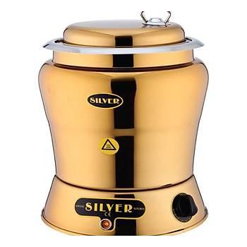 Silver Çorba Kazaný Gold 9 L