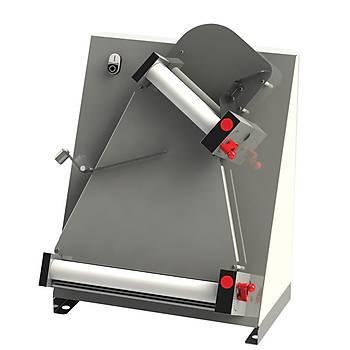 Mateka Hamur Açma Tap Makinesi 40 cm