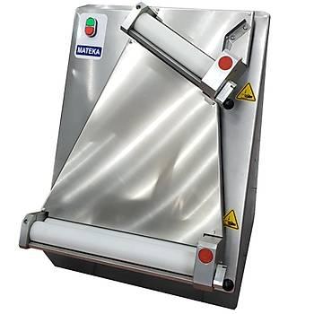 Mateka Hamur Açma Tap Makinesi 30 cm