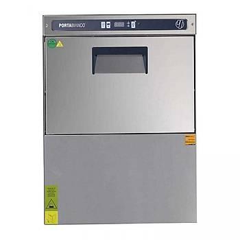 Portabianco Dijital Bardak Yýkama Makinesi PBW400 Dijital Kontrol Panelli