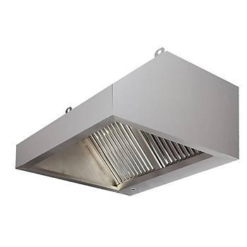 Arisco Duvar Tip, Blok Tip, Filtreli, Davlumbaz 1250x1400x500