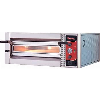 Pizza fýrýný - kalite gaz E4301A