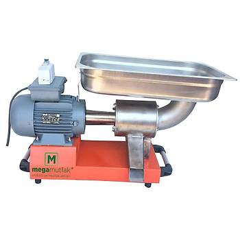 Domates Biber Salçasý Yapma Makinesi