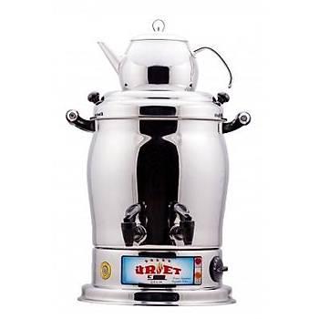 Çift amaçlý çay makinesi - Üret / 9 litre
