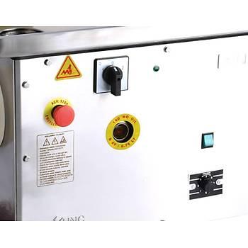 Soğutuculu Kıyma Makinesi - HNC Mutfak 22 no Profesyonel Et Kıyma Makinesi