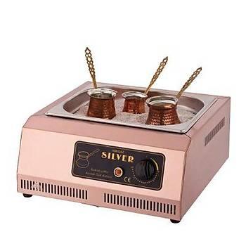 Silver Kumda Kahve Makinesi