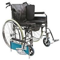 Tekerlekli Sandalye TUVALETLİ G120
