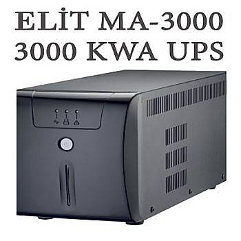 Bycam  Ma - 3000 Kwa Ups