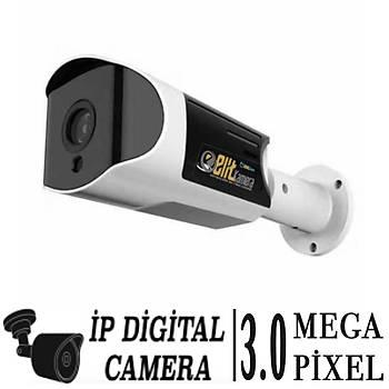 Bycam Pi 520 3.0 M.pixel Ýp Kamera UHD
