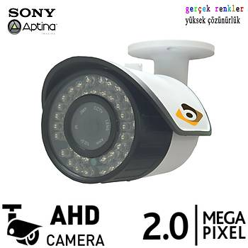 Bycam Aptina 1655 Pro hd 2.0 Megapixel Ahd Kamera