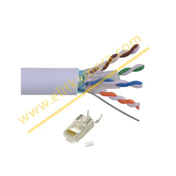 Cat-6 Network Kablosu 305 Mtr. Reçber