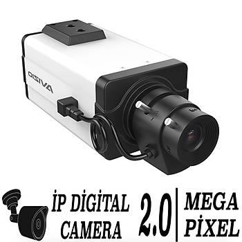 Bycam Ýp- 6200 2 M.P. Ahd Box Güvenlik  Kamerasý