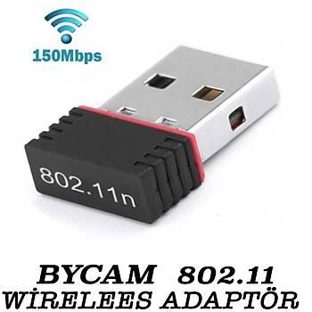 Bycam MagBox 802.11N Wireless USB 2.0 Adaptör 150 Mbps