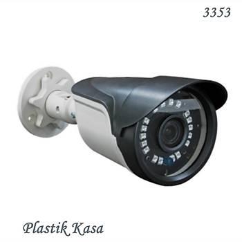 Bycam 3353 2.0 M.Pixel 4+1 Kamera Tvý Cvý Ahd Analog Destekler