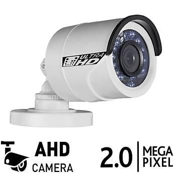 Bycam 3355 ahd kamera 2.0 m.pixel full hd  (metal kasa)