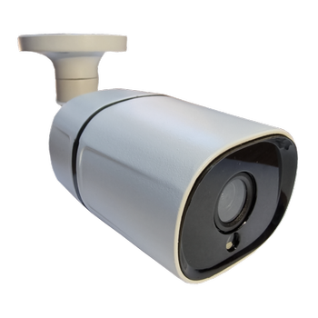 Bycam Hd-5007  5.0 Megapixel 3,6  MM Ahd Kamera  metal kasa