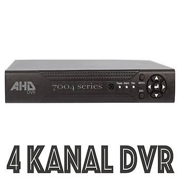 Bycam HD-7004 Ahd Kayýt Cihazý 4 Kanal ( 1080N Kayýt )