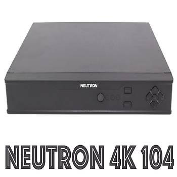 Neutron Tra-Svr 4K 104 4 Kanal Ahd Kayýt Cihazý