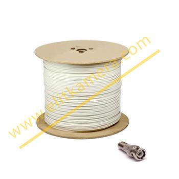 Cctv Kablo 2+1 0.22 mm 250 Metre