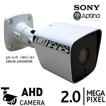 Bycam Aptina 1650 Pro hd 2.0 Megapixel Ahd Kamera