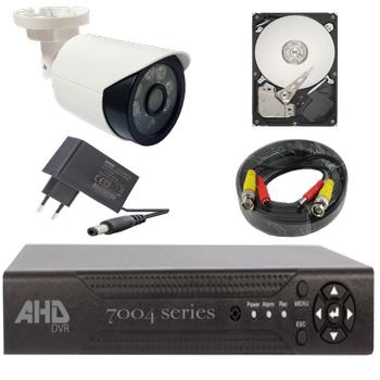 Bycam Ahd Süper 1 Kameralý Set 1080p Full Hd