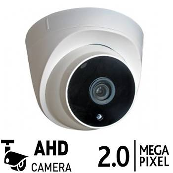 Bycam 3101 Dome Ahd Kamera 2.0 Megapixel