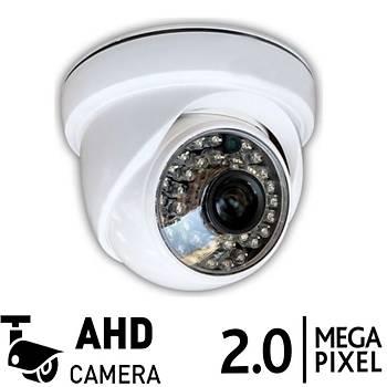 Bycam 3310  2.0  Megapixel Ahd Dome Kamera