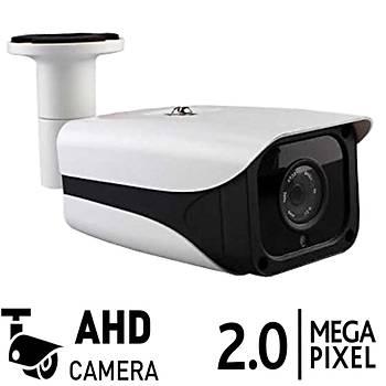 Bycam Hd-5036 5.0 Megapixel Lens 1080p Ahd Kamera Metal Kasa