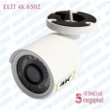 Bycam Pro Hd 6502 4K 5.0 Megapixel Ýp Poe Kamera