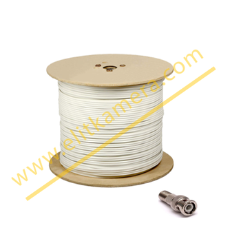 Cctv Kablo 2+1 0.50 mm 250 Metre