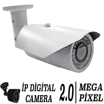Bycam Hd 5202 Ýp Kamera 2.0 megapixel Büyük Kasa
