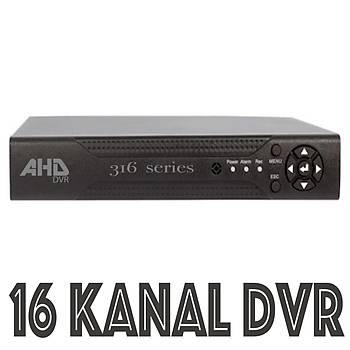 Bycam 315  16 Kanal Ahd Dvr H265 1080P