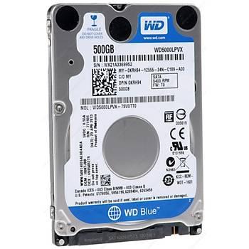500 GB Harddisk 2.5 Ýnç Sata