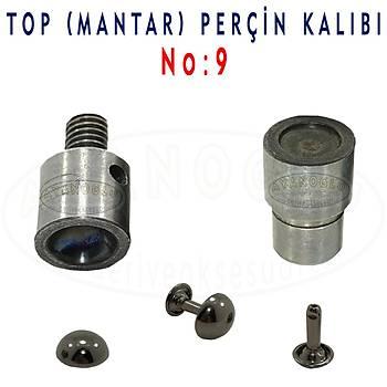 TOP (MANTAR) PERÇÝN KALIBI NO:9