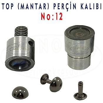 TOP (MANTAR) PERÇÝN KALIBI NO:12