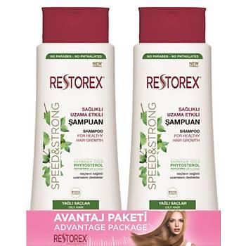 Restorex Yaðlý 1-1 Þampuan 500 ml