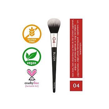 Pastel Profashion Blush Brush 04-allýk Fýrçasý