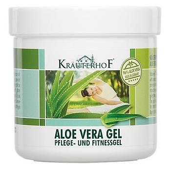 Krauterhof Aloe Vera Bakým Ve Fitness Jeli 250 ml