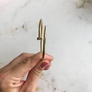 Çelik Gold Çivi Kelepçe