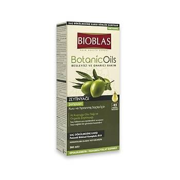 Bioblas Organic Oils Kuru Ve Yýpranmýþ Saçlar Için Þampuan 360 ml