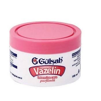 Gülþah Vazelin 100gr Beyaz Parfümlü