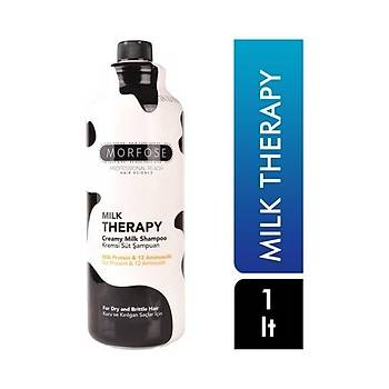 Morfose Milk Therapy Süt Proteinli Þampuan 1000 ml
