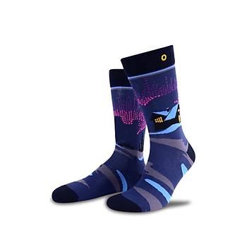 Aurora Renkli Çorap