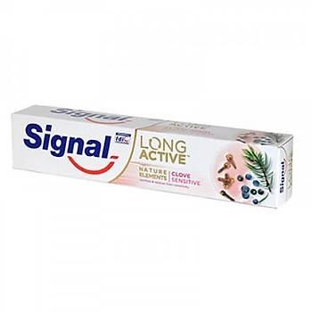 Signal Clove Sensitive Karanfil Yaðý Özlü Diþ Macunu 75 ml 83854