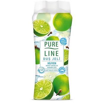 Pure Line Hijyen Duþ Jeli 400 ml